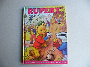 Rupert Daily Express Annual 1980: James Henderson
