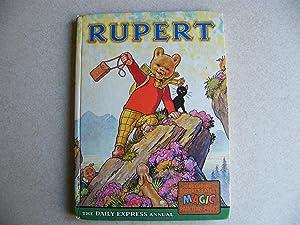Rupert Daily Express Annual 1964: Alfred Bestall