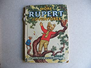 More Rupert Adventures Daily Express Annual 1952