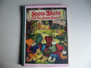 Snow White & the Seven Dwarfs By Walt Disney C1939: Walt Disney