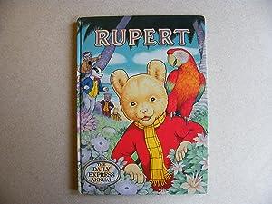 Rupert Daily Express Annual 1987: James Henderson