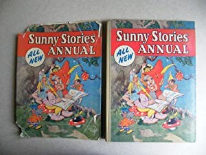 Sunny Stories Annual. Intro: Crawfie 1954 DJ