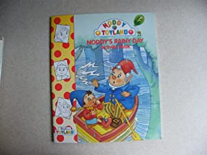 Noddy's Rainy Day Activity Book. Noddy In Toyland
