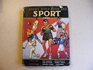 Every Boys Book of Sport 1952