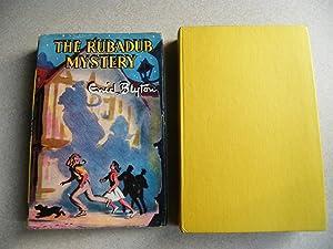 The Rubadub Mystery: Enid Blyton