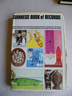 When was the first guinness book bound