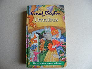 Enid Blyton Omnibus. Yellow Fairy. Tales From Fairyland. More Tales From Fairyland