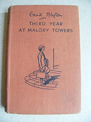 Third Year At Malory Towers