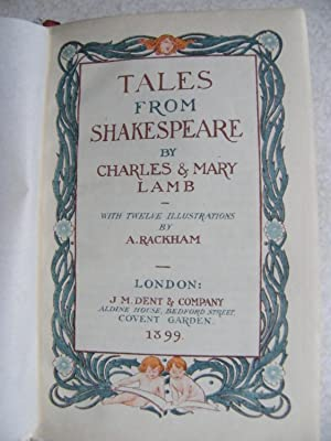 Tales From Shakespeare: Charles & Mary Lamb
