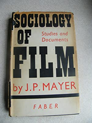 Sociology of Film. Studies & Documents