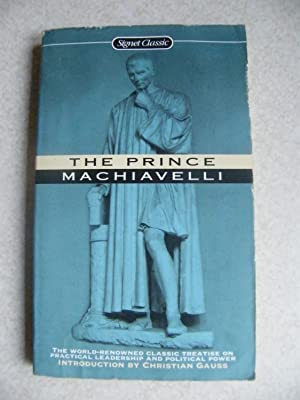 political power in the prince by machiavelli essay Term paper on machiavelli and politics of power research papers and college essays machiavelli advices to the prince are very practical and pragmatic.
