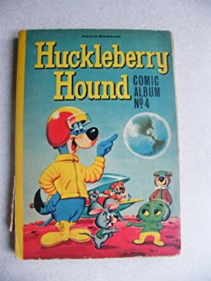 Huckleberry Hound. Comic Album No.4