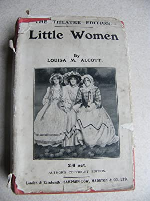 Little Women. The Theatre Edition.