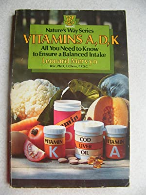 Vitamins ADK : All You Need to Know to Ensure a Balanced Intake. Nature's Way Series