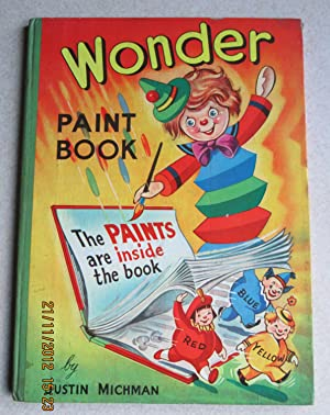 Wonder Paint Book