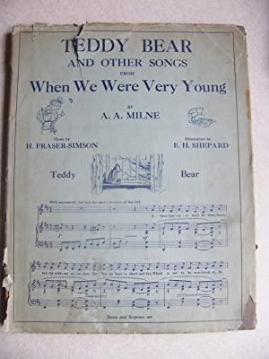 Teddy Bear & Other Songs From When We Were Very Young