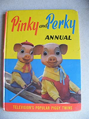 Pinky and Perky Annual 1966
