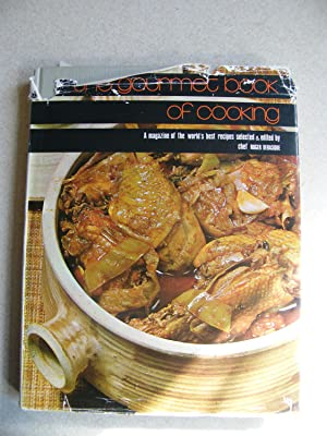 The Gourmet Book of Cooking: Selected & Edited By:- Chef Roger Debasque