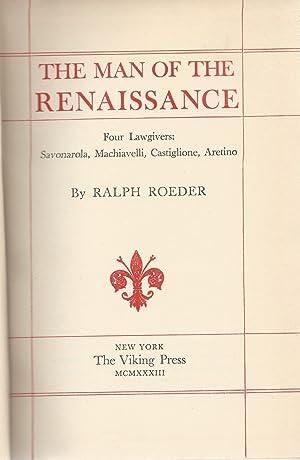 The Man of the Renaissance: Ralph Roeder