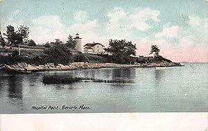 Hospital Point, Beverly, Massachusetts, early postcard, unused