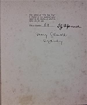 The Rue Tree: Poems.: Gilmore, Mary.