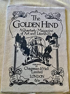 The Golden Hind: A Quarterly Magazine of Art and Literature