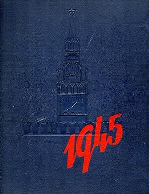 Soviet Calendar 1945: Foreign Languages Publishing House