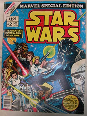 The Marvel Special Edition of Star Wars #2.