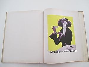 Poster Art in Vienna. Illustrated by: Klinger,: Posters - Wisotzki,