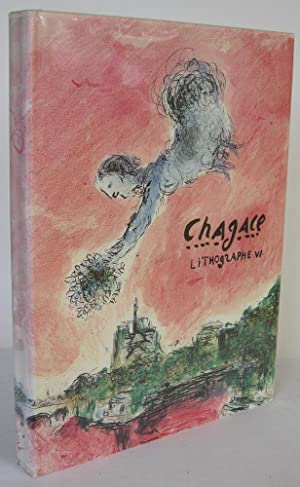 Chagall Lithographe 1980-1985. Preface de Roger Passeron.: CHAGALL. SORLIER, Charles: