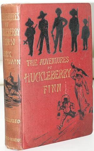 The Adventures of Huckleberry Finn (Tom Sawyers: TWAIN, Mark (Samuel