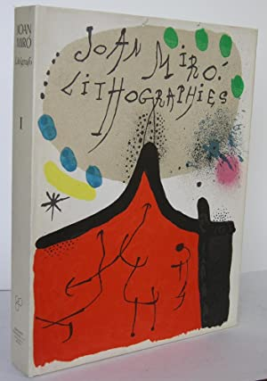 Joan Miró. Litógrafo I Traducción al espanol: MIRO. LEIRIS, Michel,