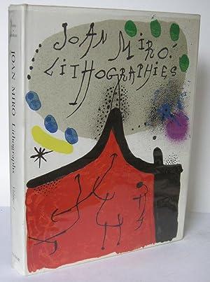Joan Miró. Litógraphs. Vol. 1 Translated from: MIRO. LEIRIS, Michel,