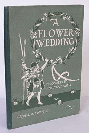 Flower Wedding Described by two Wallflowers. Decorated