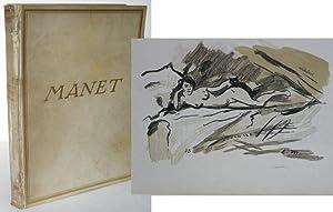Edouard Manet Sein Leben und seine Kunst.: DURET, Théodore: