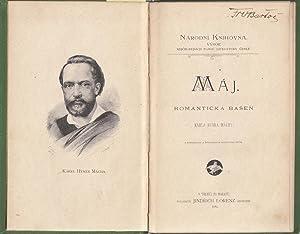Maj. Romantick a Basen.: MACHA, Karel Hynek: