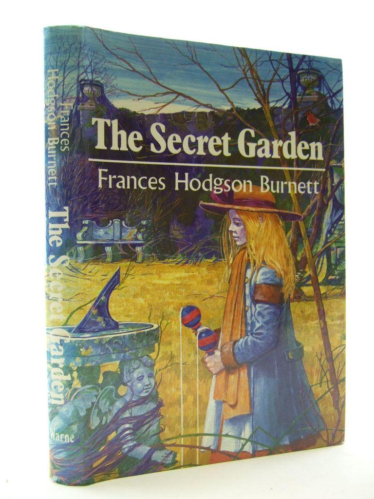 Secret Garden By Frances Hodgson Burnett First Edition