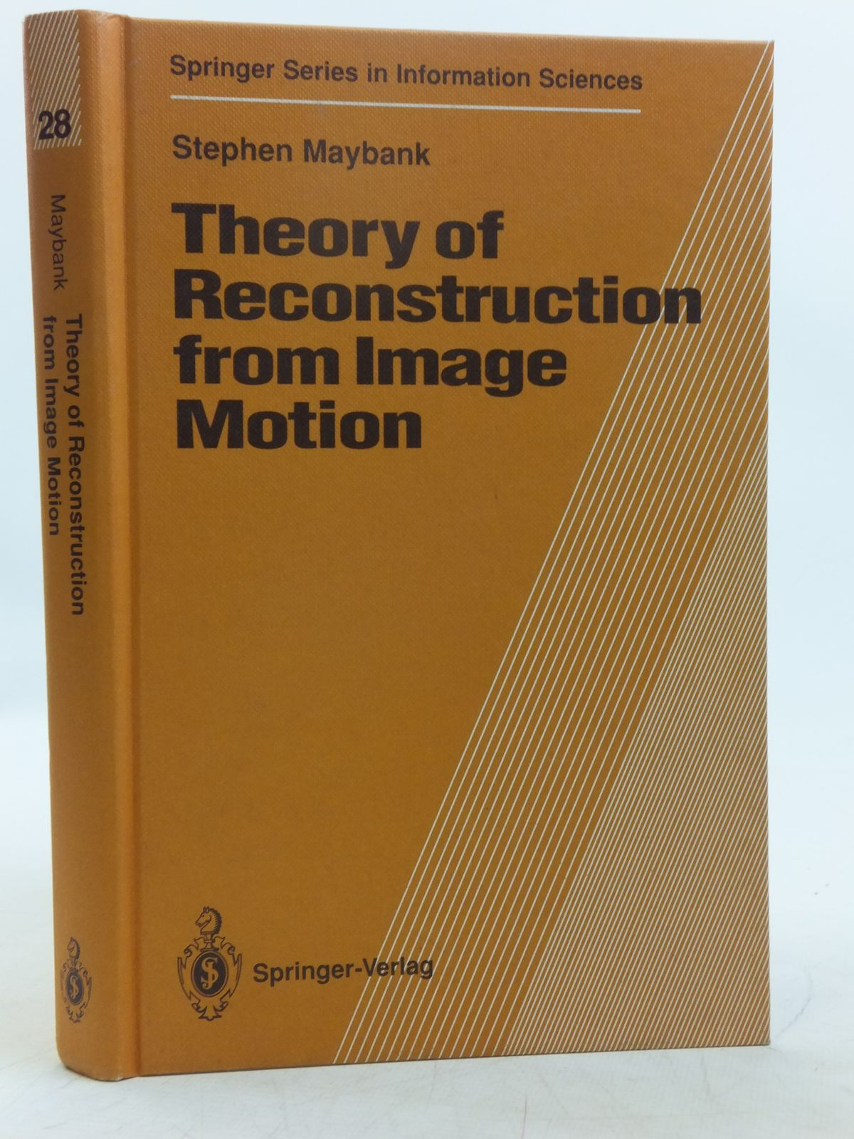 Theory of Reconstruction from Image Motion