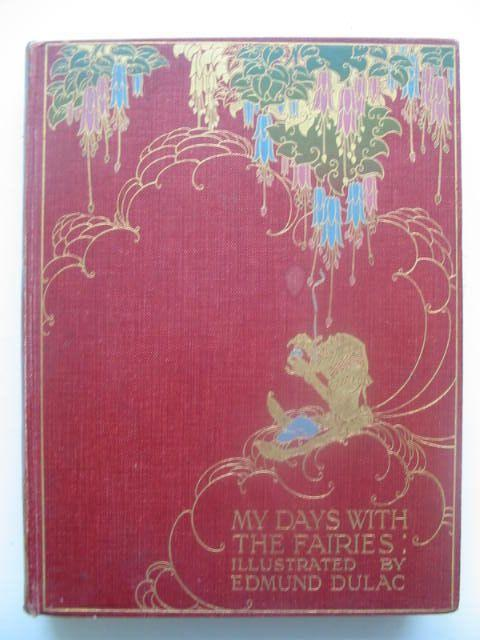 MY DAYS WITH THE FAIRIES: Stawell, Mrs. Rodolph