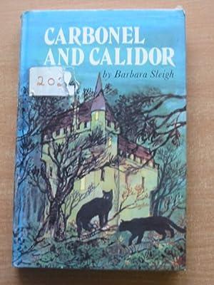 CARBONEL AND CALIDOR: Sleigh, Barbara