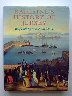 BALLEINE'S HISTORY OF JERSEY: Balleine, G.R. & Syvret, Marguerite & Stevens, Joan