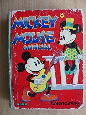 MICKEY MOUSE ANNUAL 1935 FOR 1936: Disney, Walt