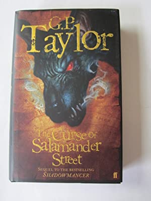 THE CURSE OF SALAMANDER STREET: Taylor, G.P.
