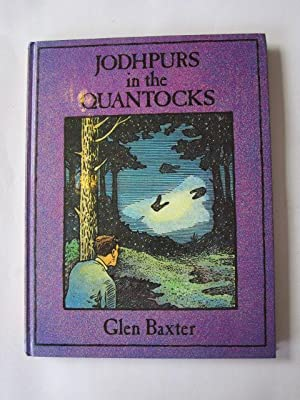 JODPHURS IN THE QUANTOCKS: Baxter, Glen