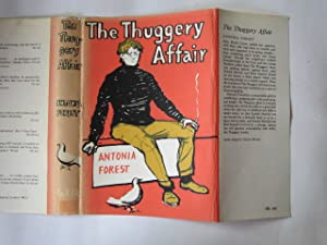 THE THUGGERY AFFAIR: Forest, Antonia