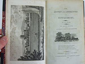 THE HISTORY AND ANTIQUITIES OF TEWKESBURY: Dyde, W.
