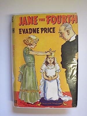 JANE THE FOURTH: Price, Evadne