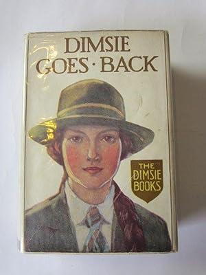 DIMSIE GOES BACK: Bruce, Dorita Fairlie