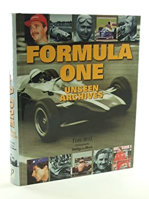 FORMULA ONE UNSEEN ARCHIVES: Hill, Tim
