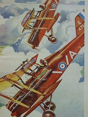 FLYING STORIES: Johns, W.E. & Rochester, George E. & et al,